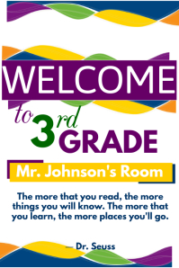 12040 Customizable Design Templates For Classroom Posters PosterMyWall