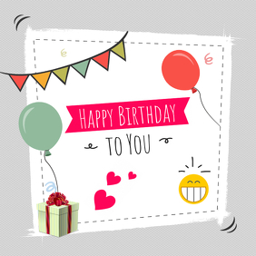 create free birthday posters