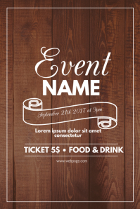 Event Flyer Templates PosterMyWall