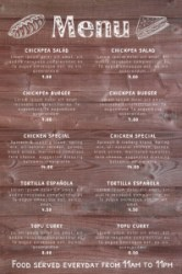 5 250+ Wooden Background Menus Customizable Design Templates PosterMyWall