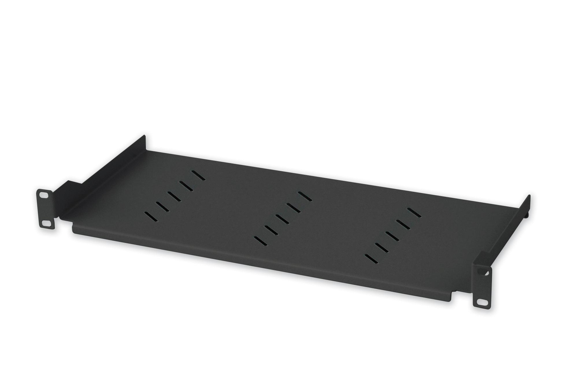 rack shelf 19 150 mm 1u 2 points