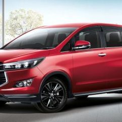 Grand New Avanza Pilihan Warna Cover Mobil Toyota Innova Colours Available In 6 Malaysia Zigwheels