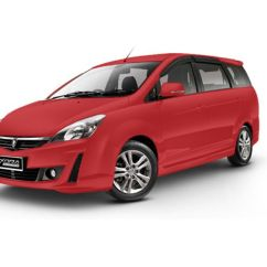 Warna Grand New Avanza Dark Brown All Kijang Innova 2017 Proton Exora Colours Available In 5 Malaysia Zigwheels Ruby Red