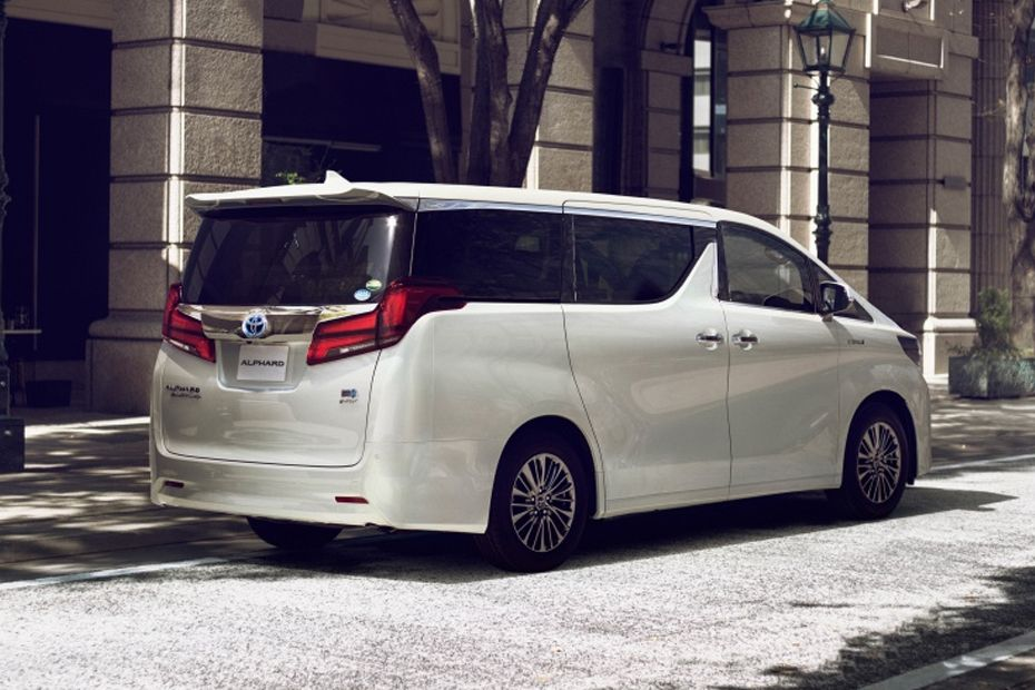 all new alphard 2018 harga interior grand avanza tipe e toyota price in malaysia reviews specs 2019 promotions rear angle view
