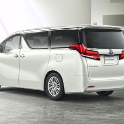 All New Alphard 2018 Harga Console Box Grand Avanza 2016 Toyota Price In Malaysia Reviews Specs 2019 Promotions Rear Cross Side View Of