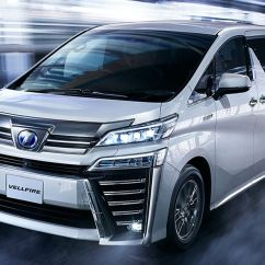 All New Vellfire Price Pengalaman Grand Veloz Toyota 2019 In Malaysia Reviews Specs Front Angle Low View