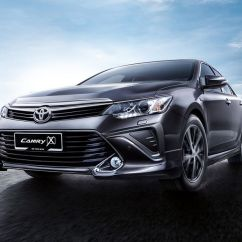All New Camry 2018 Malaysia Corolla Altis Diesel Automatic Toyota Price In Reviews Specs 2019 Promotions Front Angle Low View