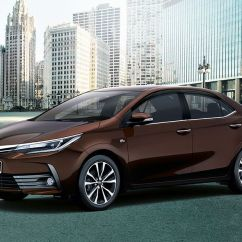 All New Corolla Altis 2019 Vellfire Price Toyota In Malaysia Reviews Specs Front Angle Low View