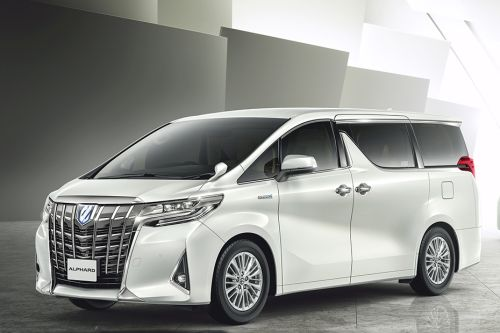 all new alphard 2018 harga spesifikasi grand avanza tipe e 2016 toyota price in malaysia reviews specs 2019 promotions front angle low view
