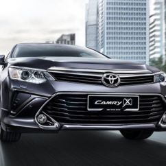 All New Camry Specs Konsumsi Bbm Grand Avanza 2018 Toyota Price In Malaysia Reviews 2019 Promotions Front Medium View