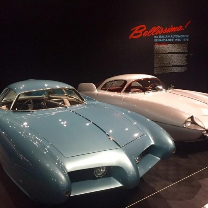 celebrate italian cars at the bellissima! exhibit | offline nashville