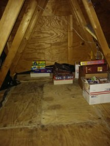 Moving House Secret Room In