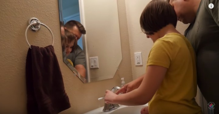 Photo: YouTube/FatheringAutism