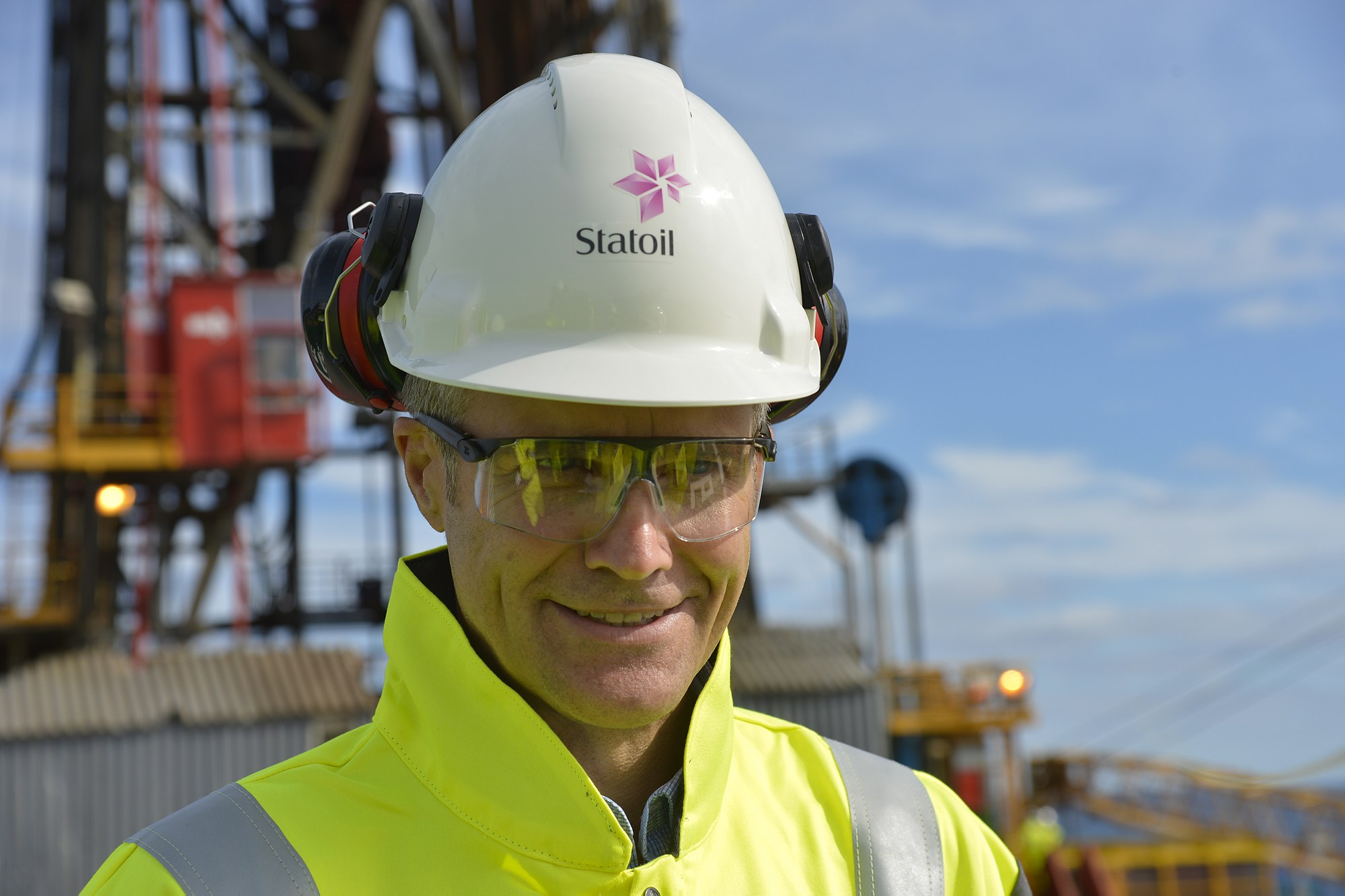 Statoil CEO Speaks at 2012 Autumn Conference