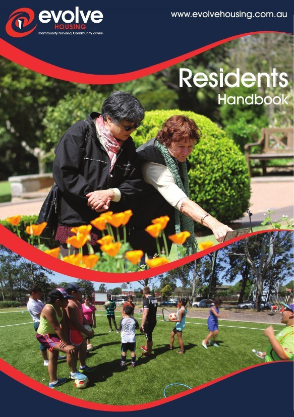 Evolve Housing Residents Handbook By Evolve Housing