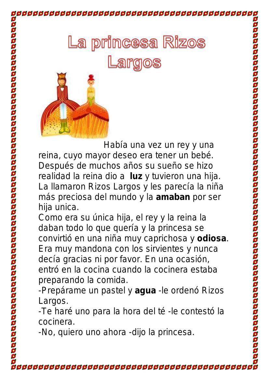 La Princesa Rizos Largos By Jonathan Martinez Flipsnack