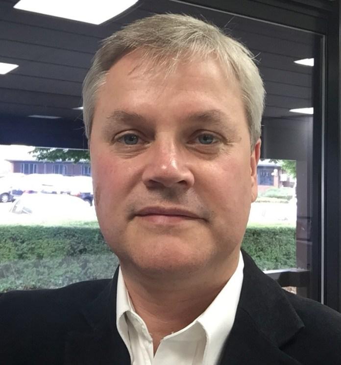 Edward Brewer Managing Director of Dream Doors