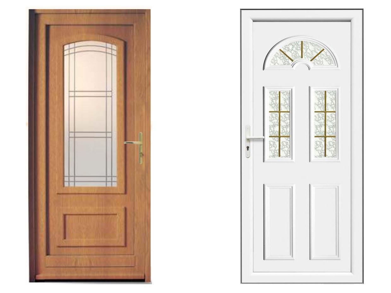 portes d entree pvc esprit d ouvertures