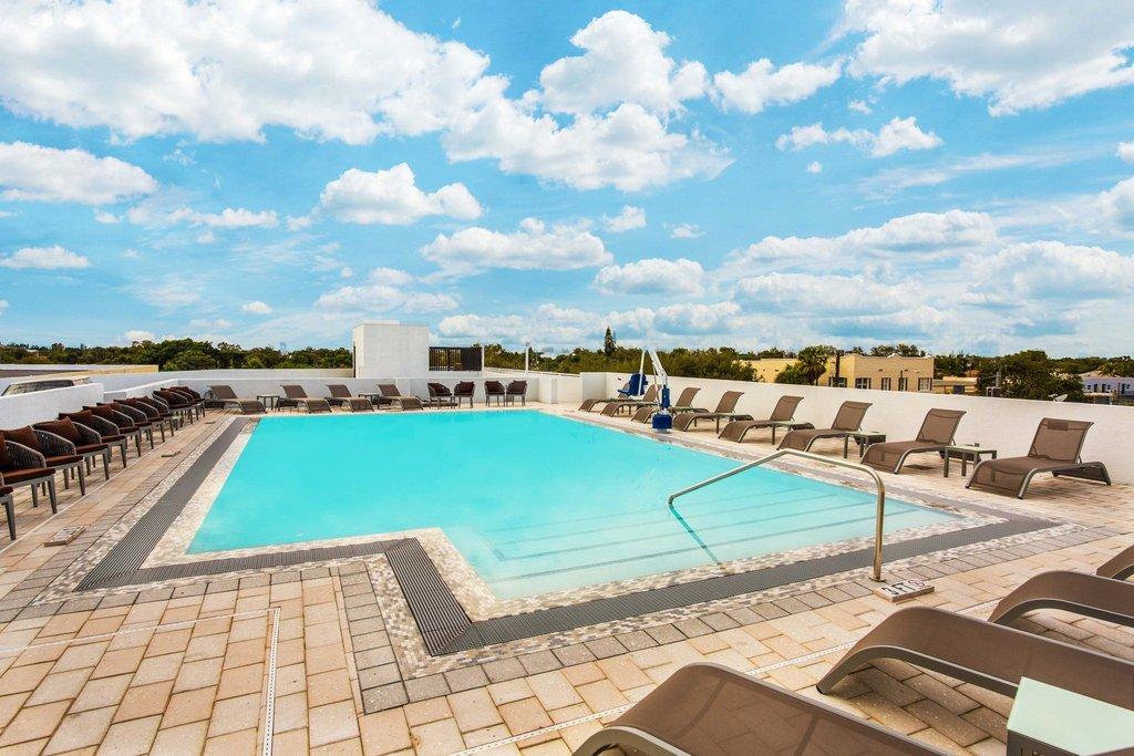 Hotel Near Ft Lauderdale Airport With Shuttle Wyndham Garden