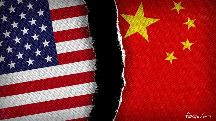 the decoupling of the us and china has only just begun | financial times