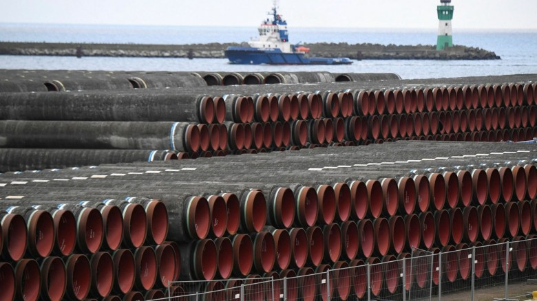 The United States and Germany reached a truce on the Nord Stream 2 pipeline