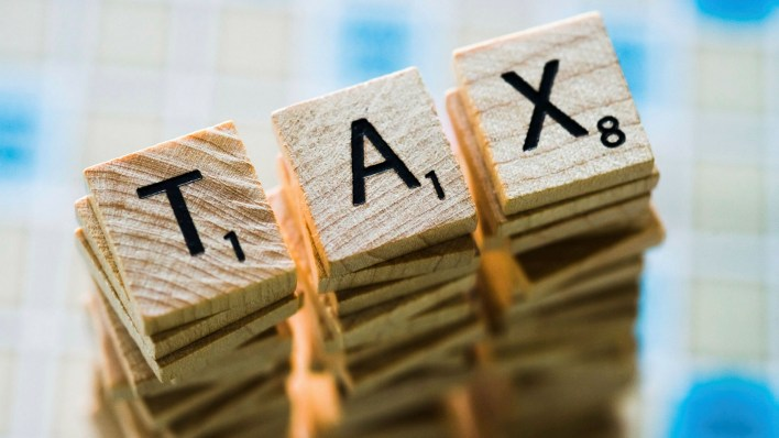 taking pay cut 'could trigger a tax bill'   financial times
