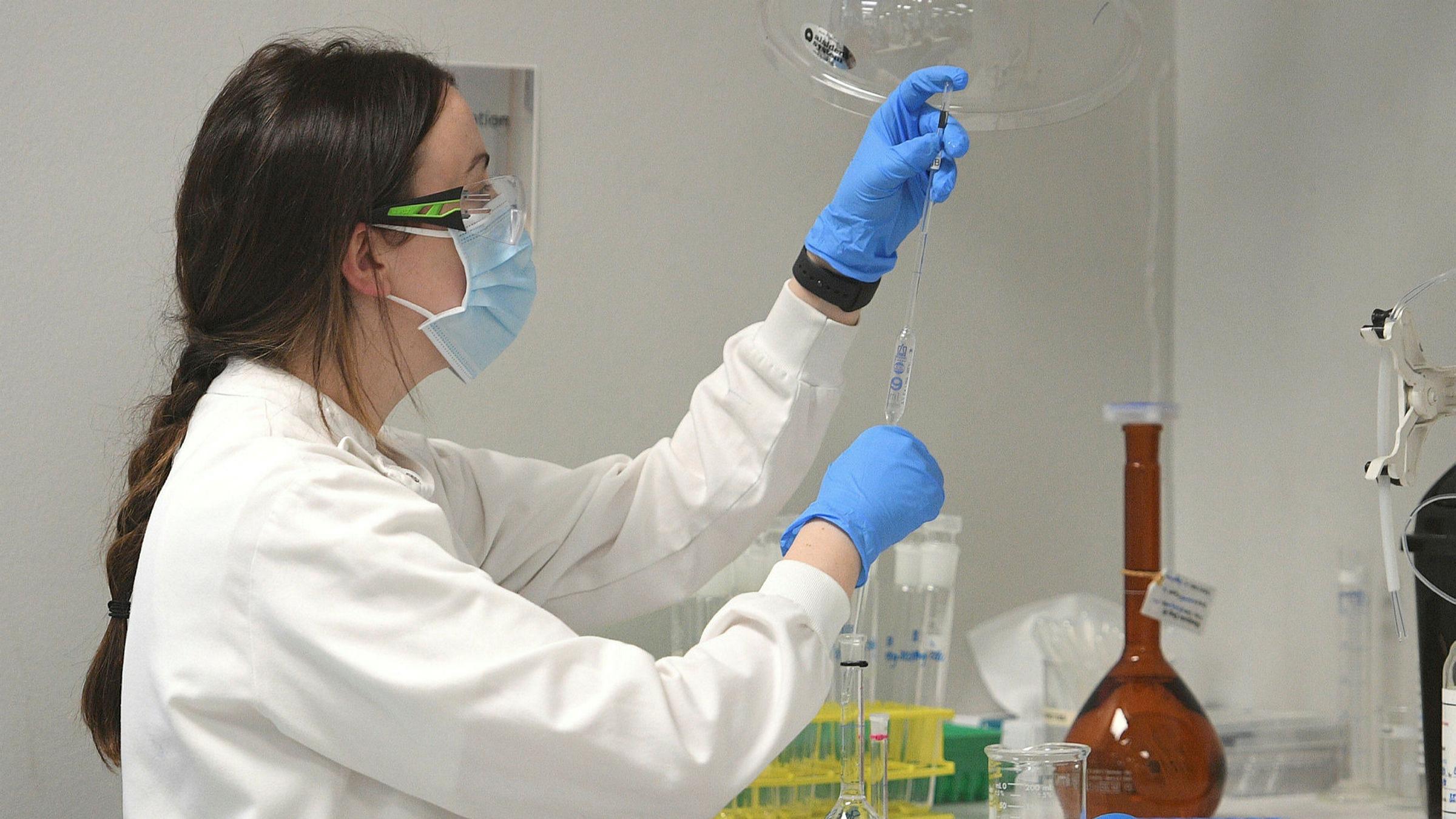 astrazeneca puts vaccine trial on hold