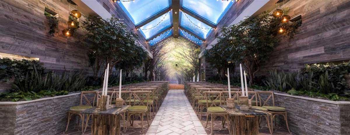 Las Vegas Garden Wedding Packages