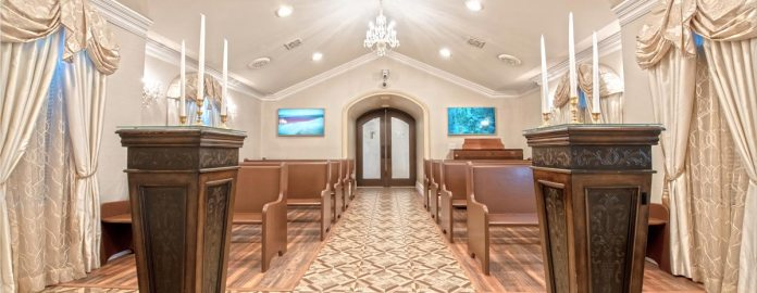 Chapel of the Flowers: Basic Las Vegas Wedding Package