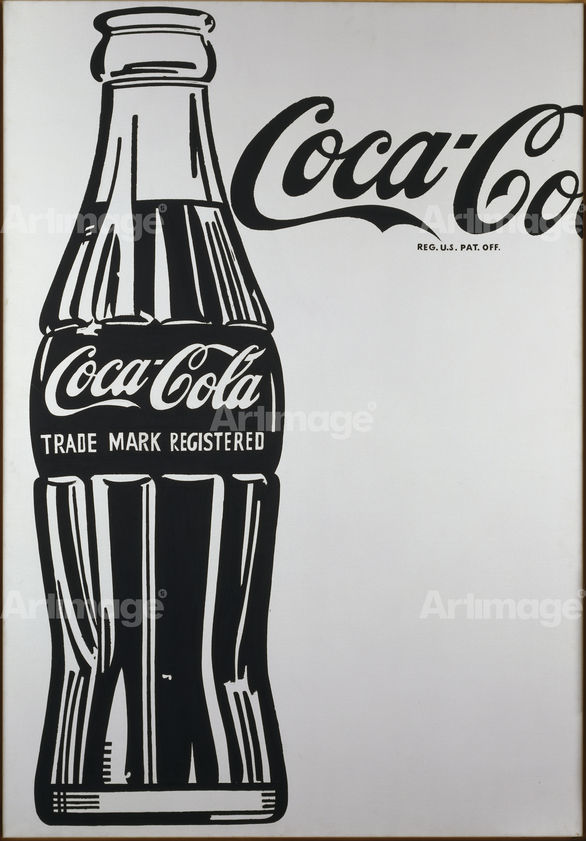 Five Coke Bottles 1962  Andy Warhol  Artimage