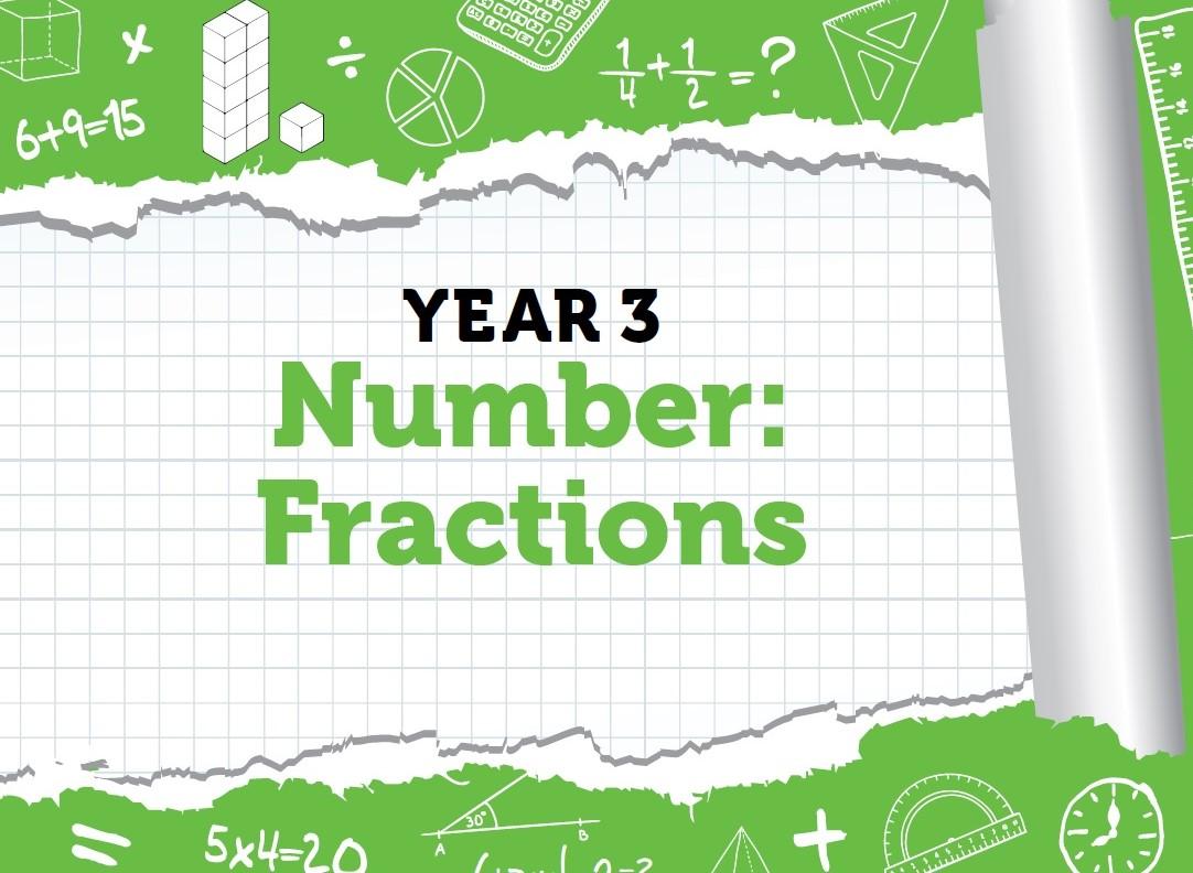 Year 3 Maths Mastery Resource Packs