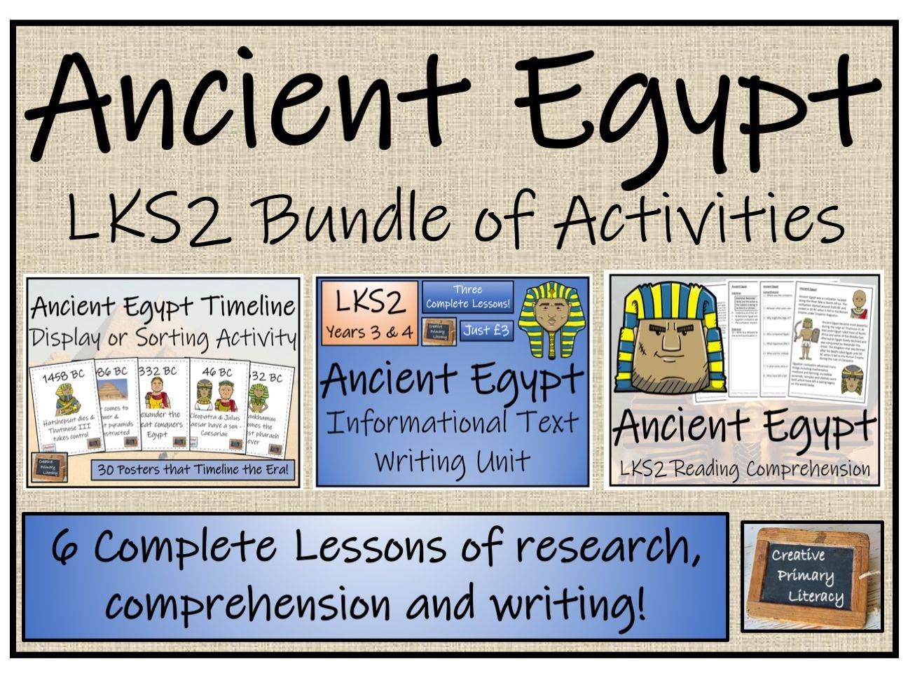 Primary Egypt Resources