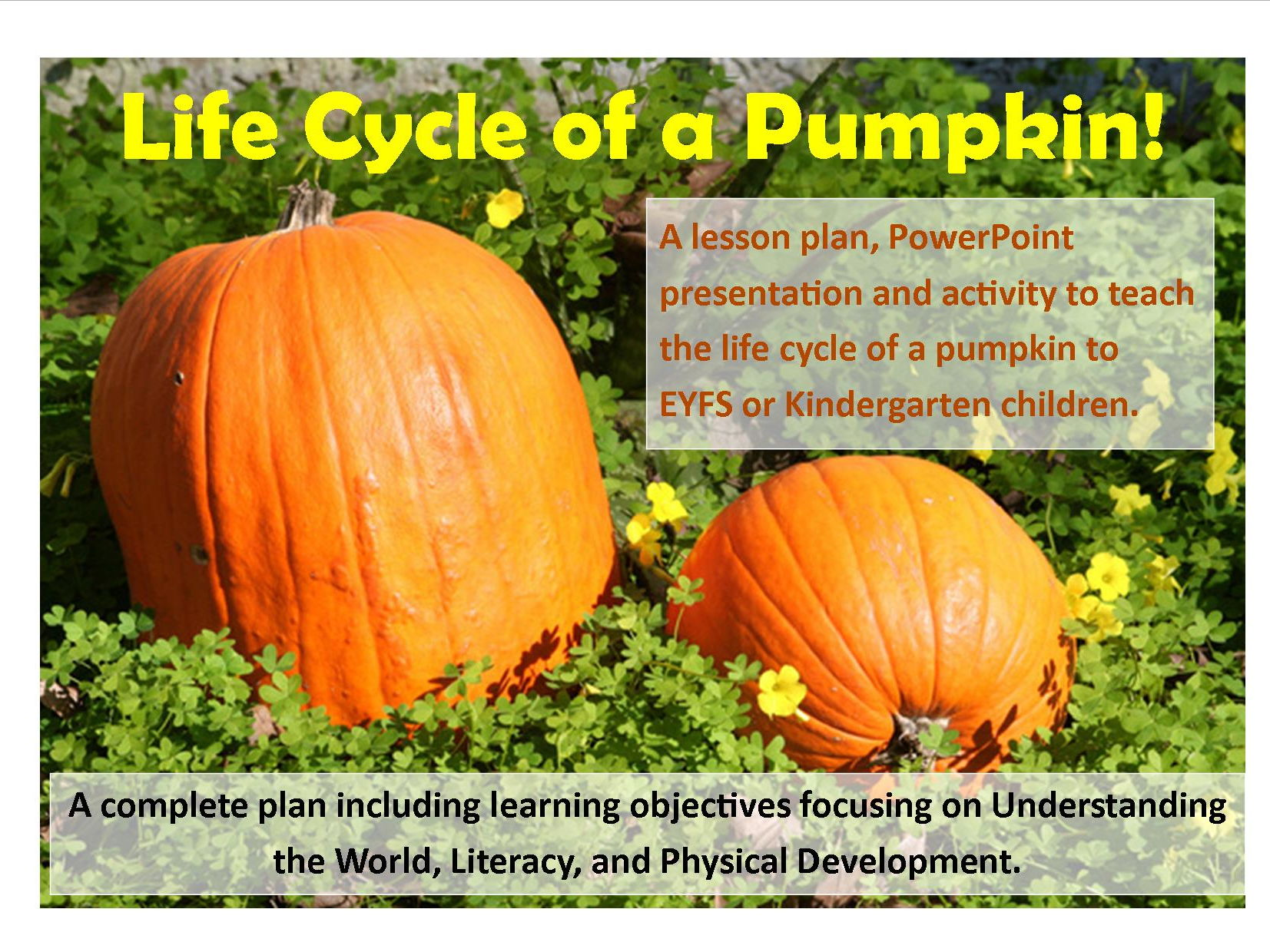 hight resolution of halloween pumpkin bundle lesson plans and resources pack