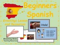 Printable Worksheets  Spanish Greetings And Goodbyes ...
