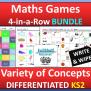 Maths Games Ks2 Teaching Resources