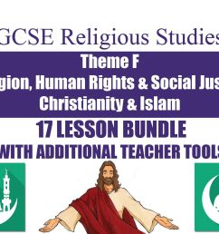 gcse islam christianity religion human rights social justice 17 lessons by godwin86 teaching resources tes [ 1595 x 1200 Pixel ]