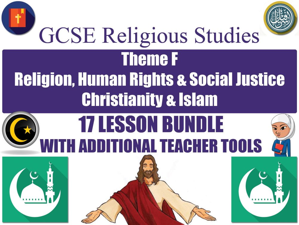 medium resolution of gcse islam christianity religion human rights social justice 17 lessons by godwin86 teaching resources tes