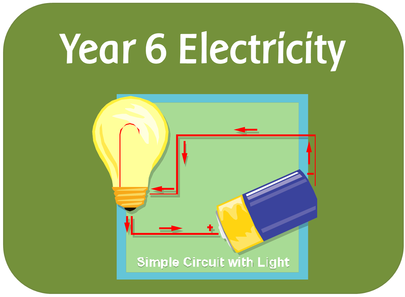 hight resolution of year 6 electricity science topic powerpoint lessons activities and display pack by highwaystar teaching resources tes
