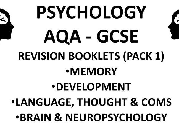 English Packs For Revision