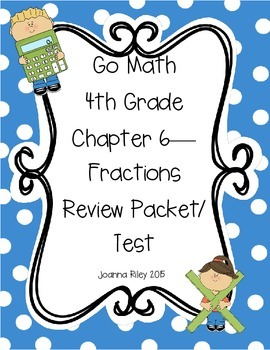 Go Math Grade 4 Chapter 6 Review Test  Showme Mid Chapter Checkpoint Go Math Grade 5grades K