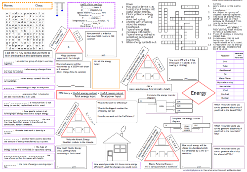 small resolution of aqa waves revision a3 worksheet 1 9 grade 2018 spec