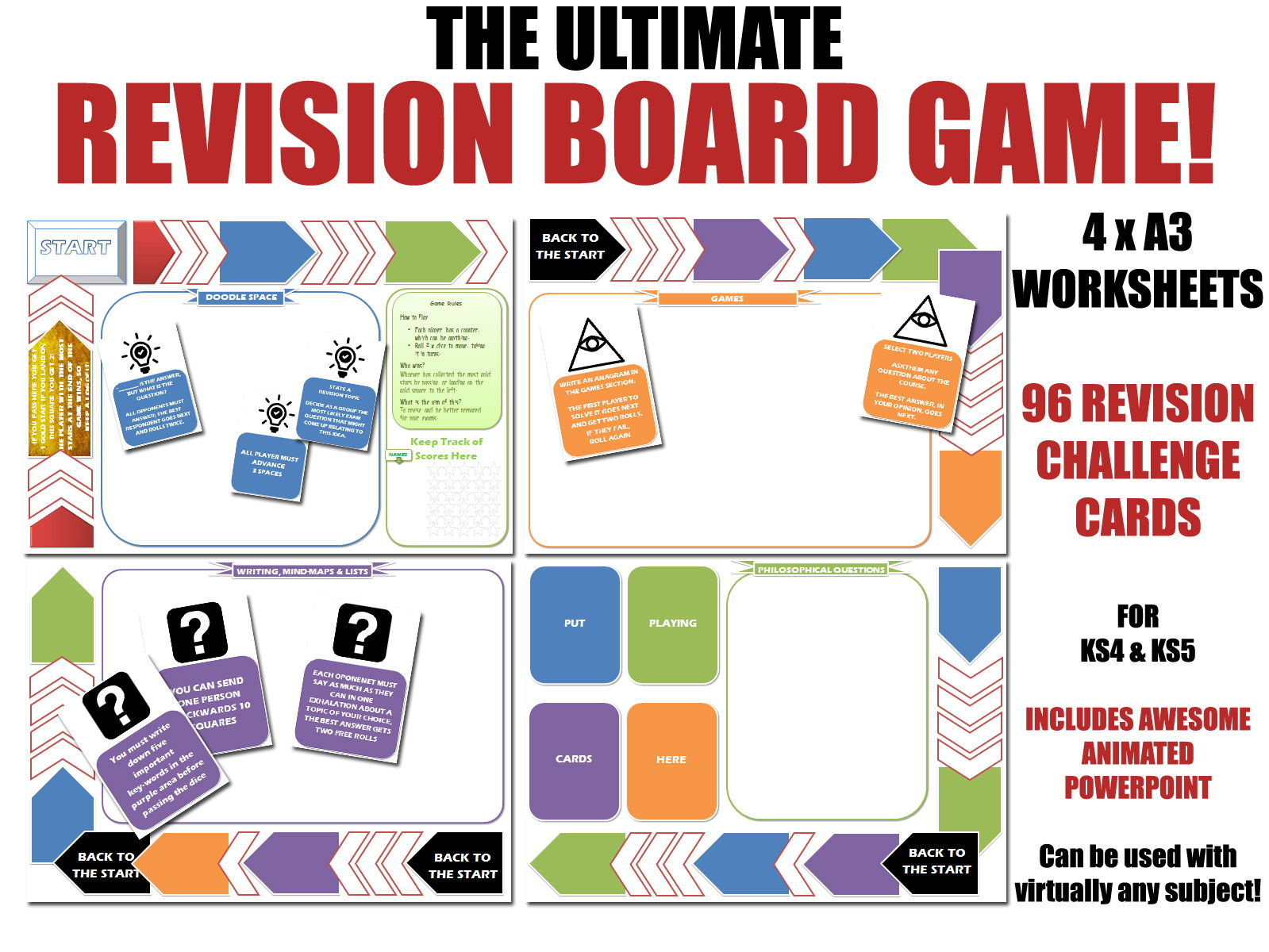 Revision Board Games By Godwin86