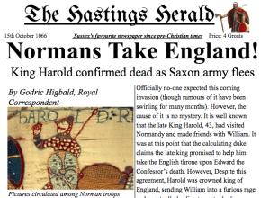 Afbeeldingsresultaat voor battle of hasting language