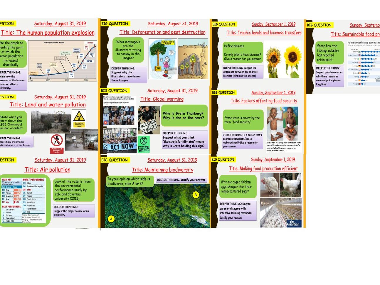 Secondary School Teaching Resources Ks3 Gcse And Beyond