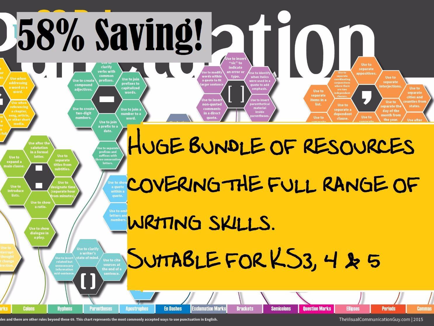 Complete Writing Skills Bundle