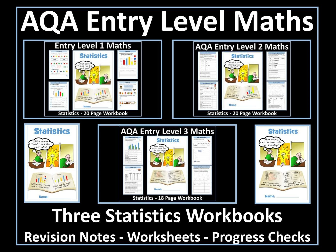 Secondary Maths Resources Data And Statistics For Ks3