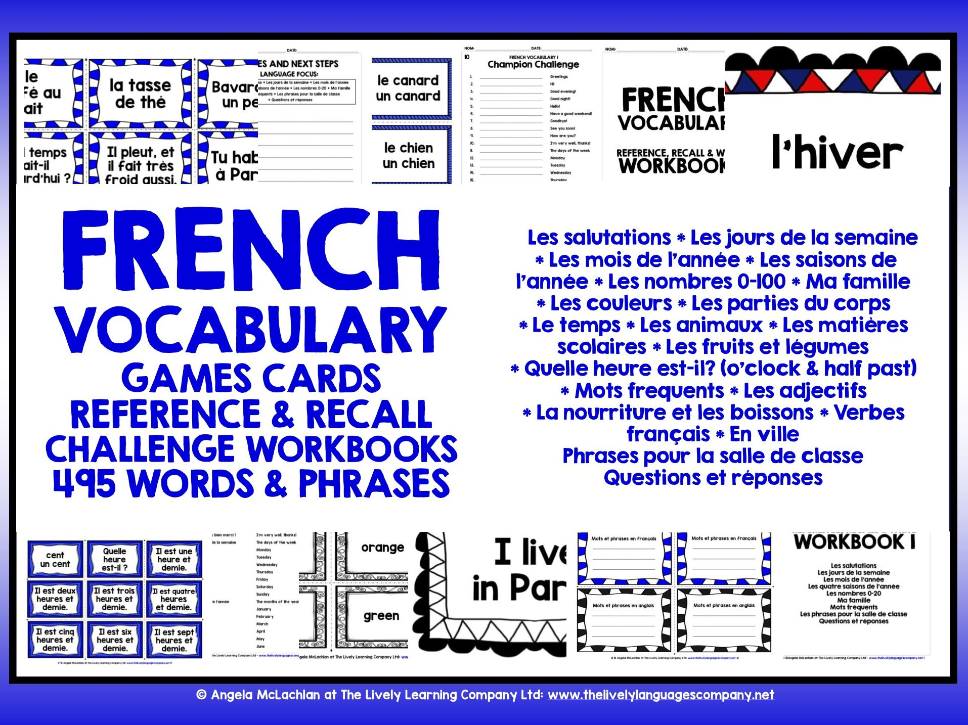 Primary French Resources Greetings