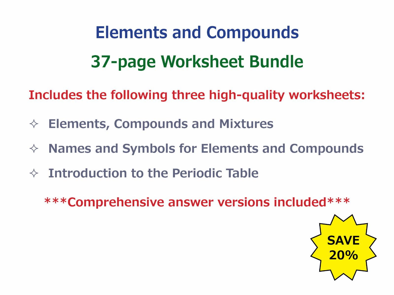 Worksheets Atoms And Molecules Worksheet Waytoohuman