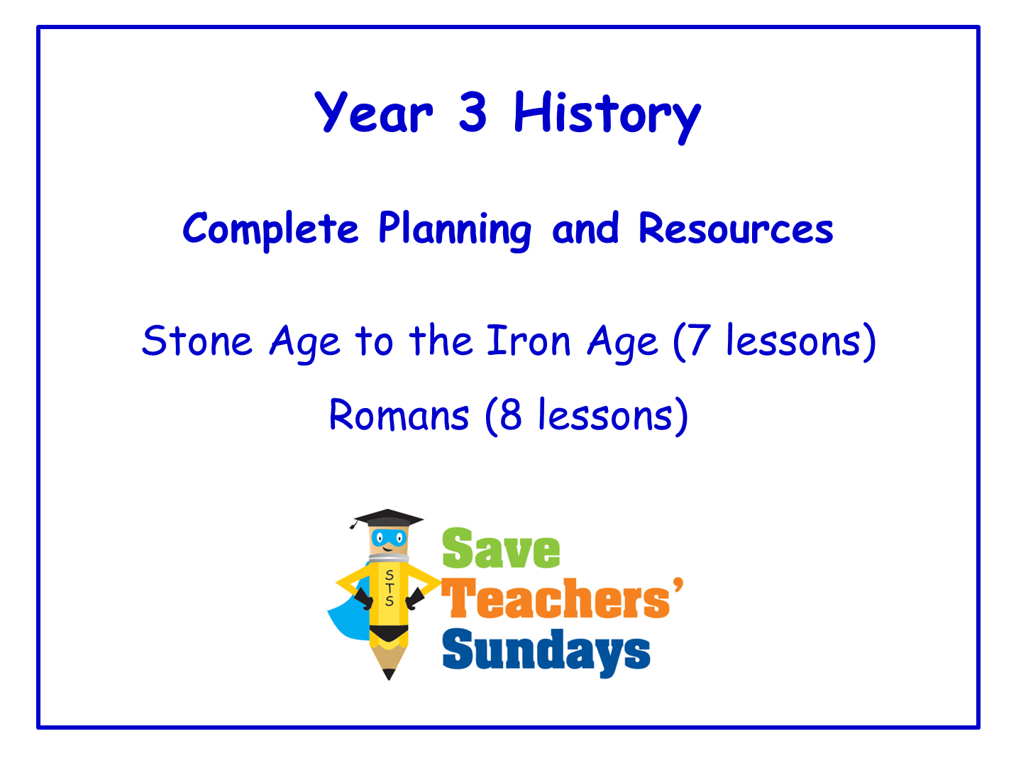 Year 3 History Planning And Resources By Saveteacherssundays