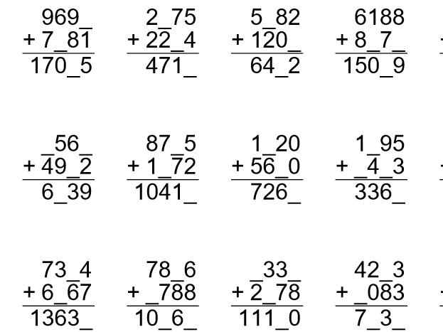 Missing Number Calculations KS2 by TheIrishTeacher